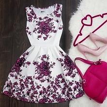 Piekna sukienka :)