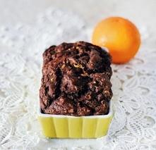 czekoladowo- pomarańczowe c...