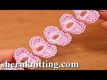 Crochet Cord Heart Elements...