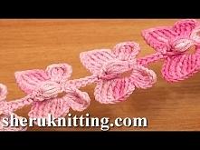 Crochet Butterfly Cord Tuto...