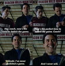 Trener, jedna w moich ulubionych postaci.