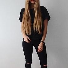 włosy! <3