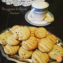 Na poprawę humoru :) Miłego weekendu! Herbatniki kawowe