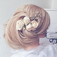 Źródło: Ulyana Aster instagram: @ulyana.aster Znajdziecie tam wiele przepięknych fryzurowych inspiracji :)
