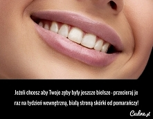 MAŁO KTO WIE, że to wybiela zęby!