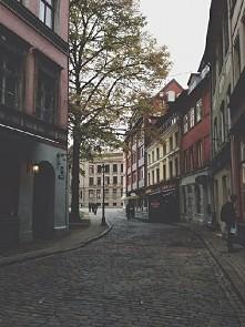 really beautiful street