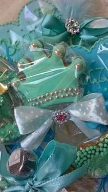 Słodki bukiet z pierniczków z okazji 3 rocznicy. Idealny także na 18, 40, 70,itp