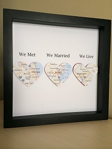 We Met / We Married / We Live