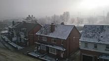 Hereford, Anglia. Tak oto wyglądała tegoroczna zima :)