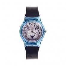 Zegarek Tygrys czarny