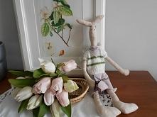 Tildowy wiosenny królik