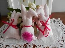 Wiosenne króliki