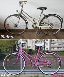 Jak odnowić stary rower? - zobacz na blogu twojediy.pl