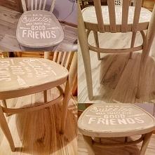 Na sprzedaż takie dwa krzesłka;) Link w komentarzu
