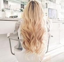 Wymarzone włosy, wymarzony kolor :D