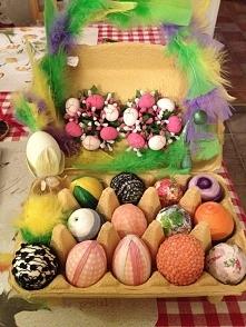 Wielkanocne jajka :)