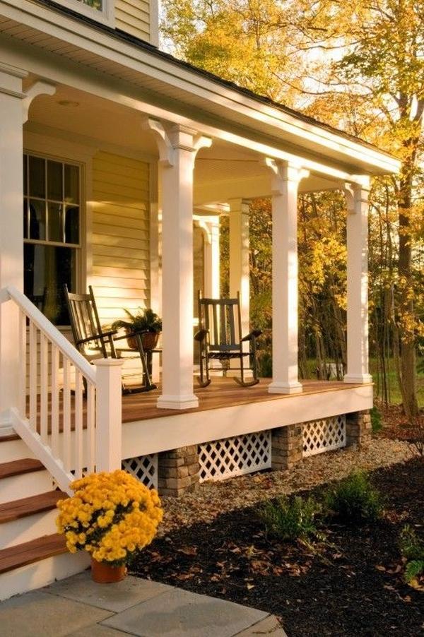 Piękna, słoneczna weranda w Twoim domu! Zainspiruj się! Zobacz jak wygląda weranda, pooglądaj niezwykłe inspiracje i zaplanuj taką w swoim domu! Weranda czyli zadaszony taras najczęściej dostawiona jest do części domu, jednak może być również dostawiona do jego całości. Zapraszam po więcej inspiracji na bloga!
