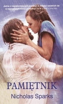 Pamiętnik W starym wytartym notatniku kryje się kronika pewnej miłości, która...