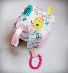 zabawki sensoryczne- diy