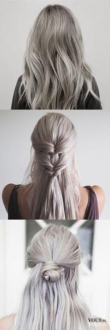 Siwe włosy kit czy hit?