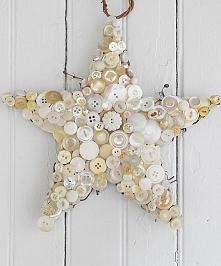 gwiazda z guzików