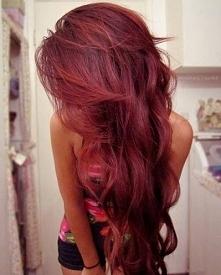 Czerwony <3
