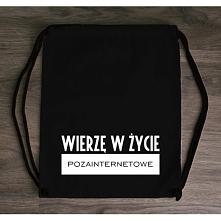 Plecak EKO ŻYCIE POZAINTERN...