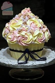 Tort ogromna muffinka przep...