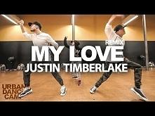 My Love - Justin Timberlake / Baiba Klints Choreography / 310XT Films / URBAN DANCE CAMP  POrywa ;)