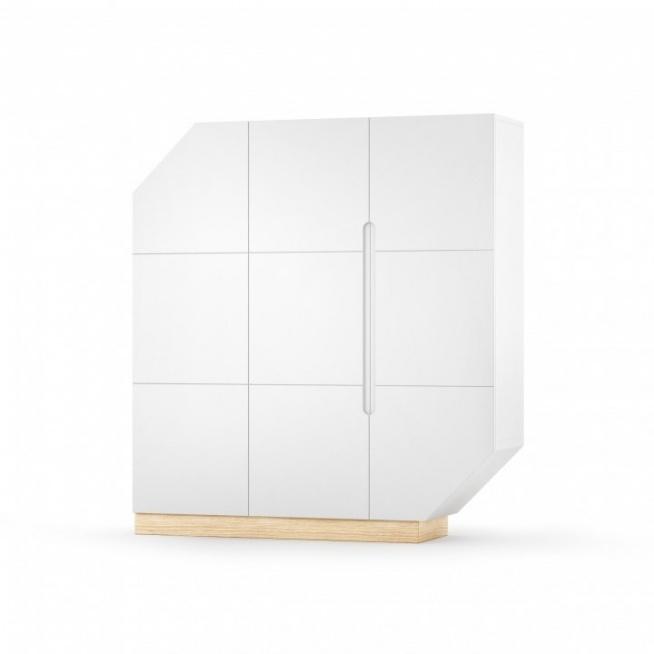 minimalistyczna szafa