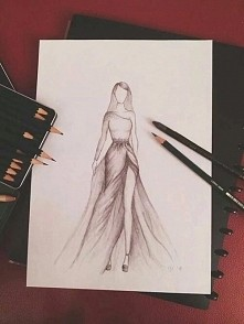 Piękny rysunek *_*