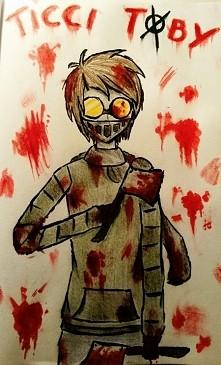 Ticci Toby ♡ jedna z moich ulubionych creepypast ^^
