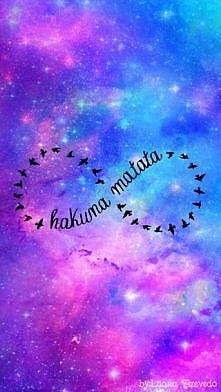 Hakuna Matata- jak cudownie...