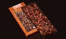 Czekolada gorzka 80,1% z ziarnem kakao  Czekolada o najbardziej intensywnym s...