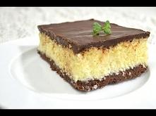 Ciasto Bounty bez pieczenia - Jak zrobić - [Smakowite Dania]