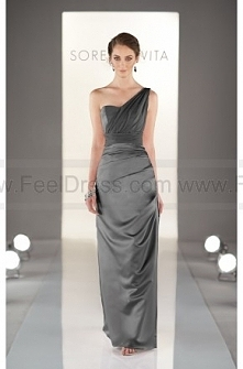 Sorella Vita Gray Bridesmai...