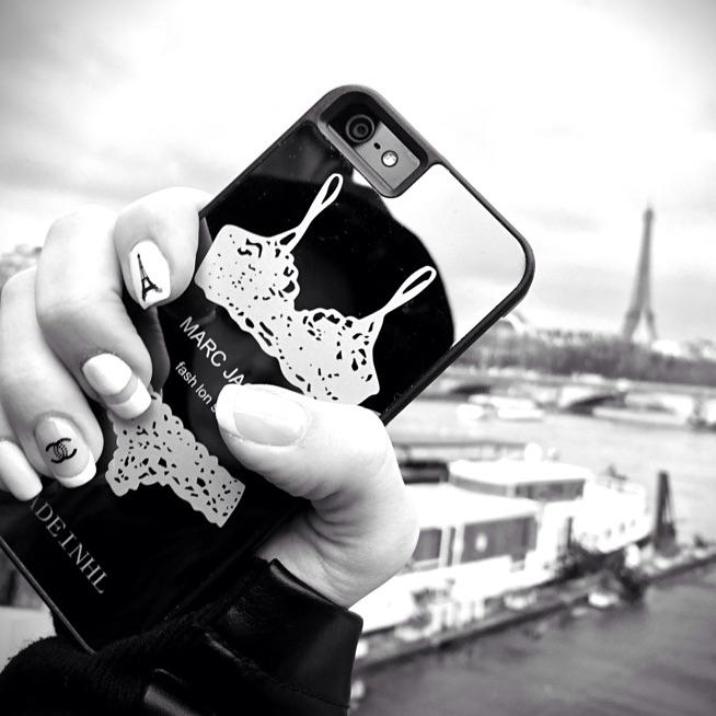 #caseiphone #paris #nails #marcjacobs