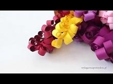 SPRING DIY - PAPER FLOWERS