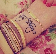 Stay Strong :*
