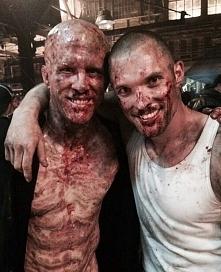 Ryan Reynolds i Ed Skrein ;)