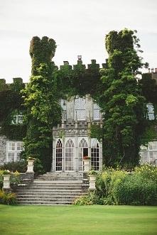 Luttrellstown Castle, tu w 1999 roku ślub wzięli Victoria i David Beckham