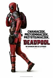 Deadpool  Genialny film! Uśmiałam się bardziej niż na niejednej komedii. A sc...