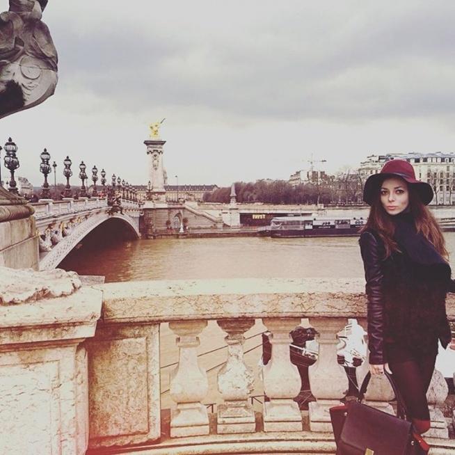 Pont Alexander 3, Paris