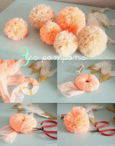 pompony diy