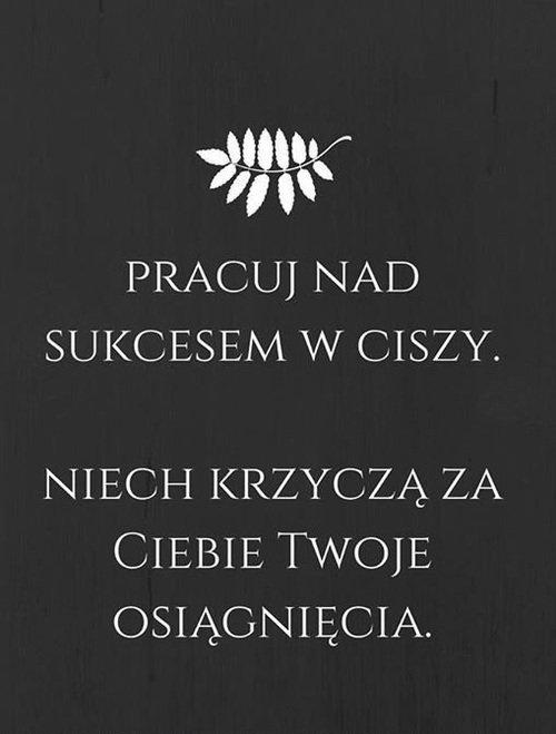 Pracasukces Na Cytaty Zszywkapl