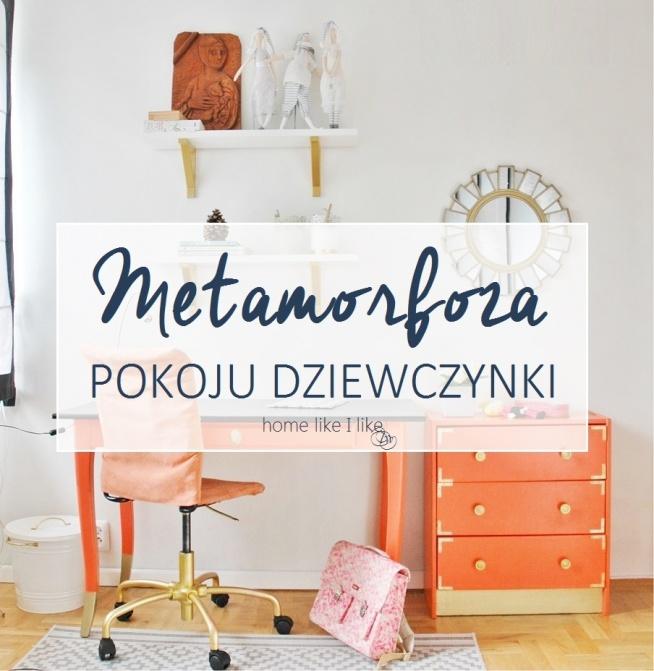 Jak urządzić pokój dziewczynki - polskie inspiracje z homelikeilike.com Wszystko DIY