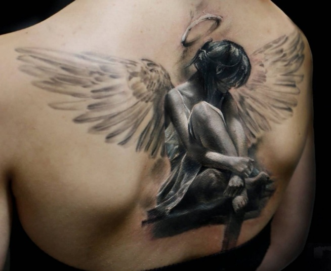 Tatuaże Na Ciekawe Tatuaże Zszywkapl