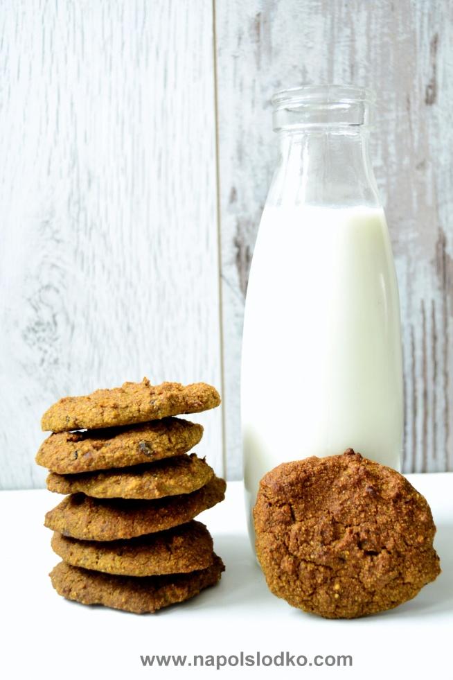 Nie możliwe: kruche ciasteczka bez cukru, mleka, jaj i glutenu. Idę je wypróbować!!