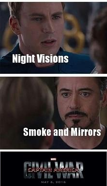 Night Vision czy Smoke+Mirrors?