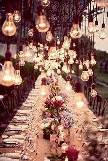 Ślub na ogrodzie - isnpiracje
